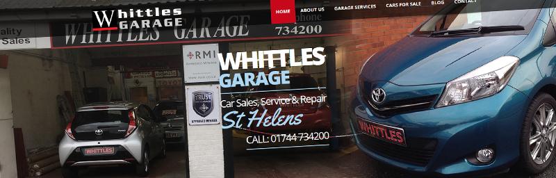 whittles garage